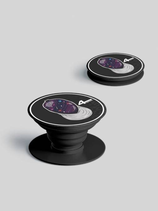 "Popsocket ""Cosmos"", black"